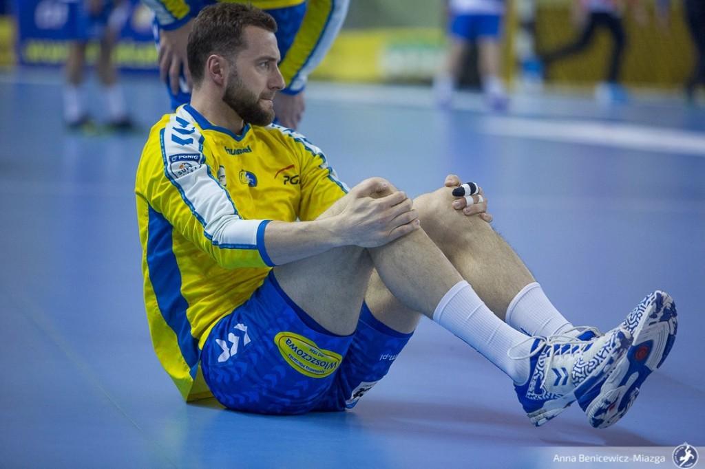 Jurkiewicz odszedł z PGE VIVE, ale może wrócić. Kielczanie chcą wykupić jego kontrakt z Wybrzeża Gdańsk