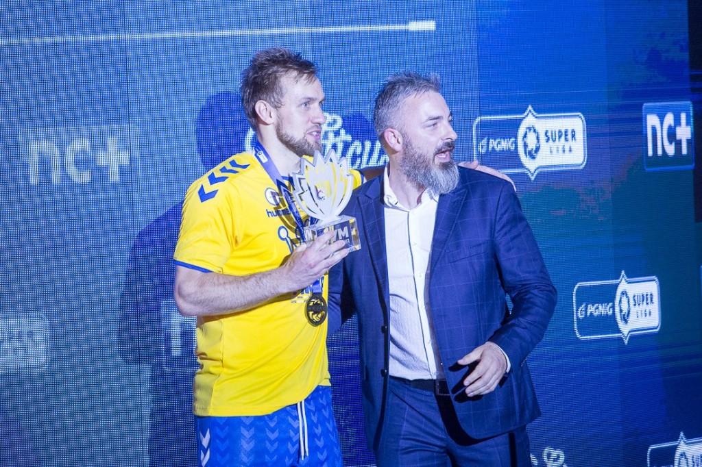 """Cindrić błysnął w finale i został MVP. """"W Kielcach jest fantastyczna atmosfera"""""""