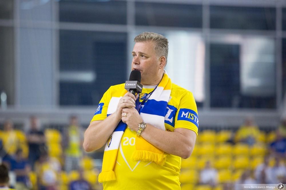 Bertus Servaas dostał po kieszeni od EHF. Powodem zachowanie wobec sędziów