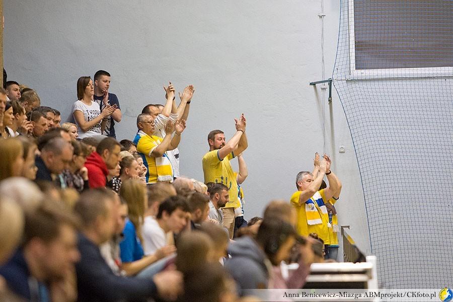 Zdjęcia z meczu Gwardia - Vive
