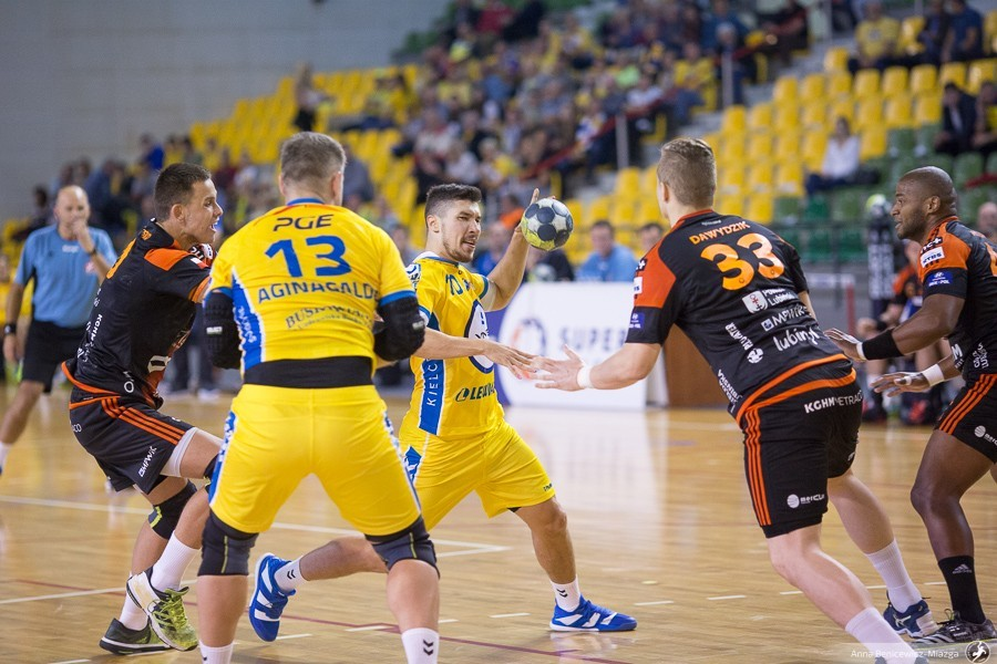 Dziewięciobramkowe zwycięstwo w dziesiątkę, czyli także w Lubinie nie ma mocnych na mistrzów Polski