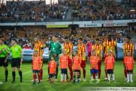 29 zawodników, prawie najmniej przebiegniętych kilometrów i najwięcej fauli w lidze. Statystyki Korony w zakończonym sezonie Ekstraklasy