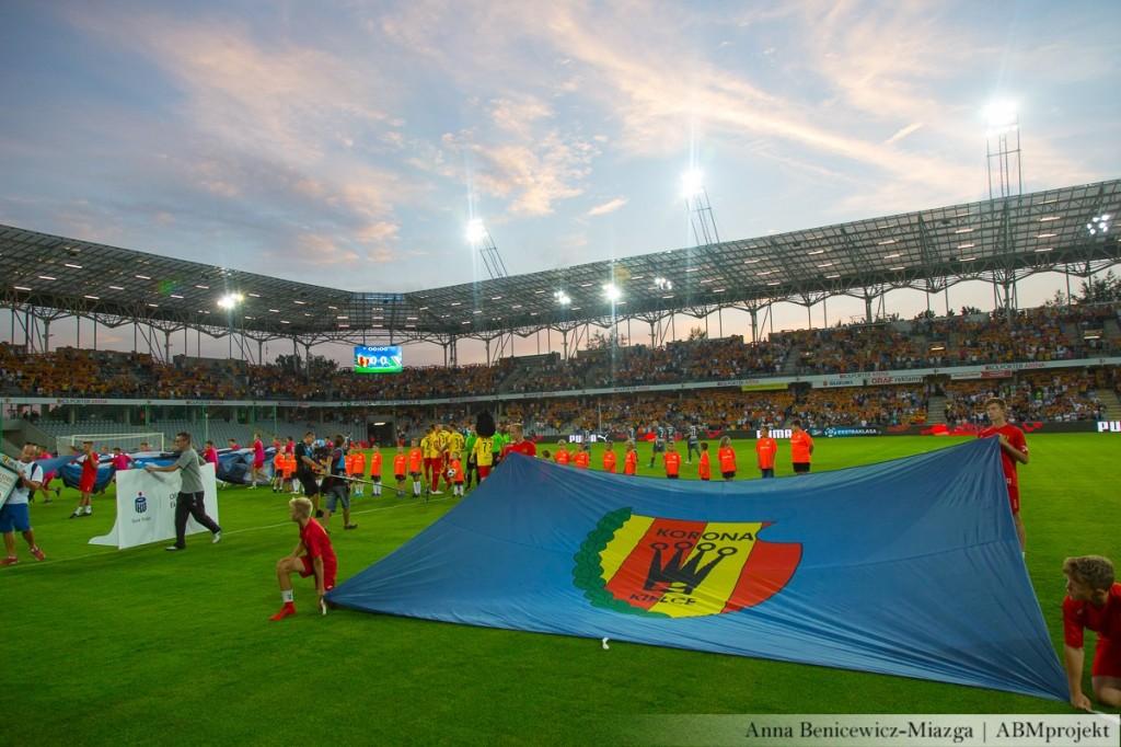 Suzuki Arena stoi otworem. Korona zaprasza na zorganizowane wycieczki po kieleckim stadionie