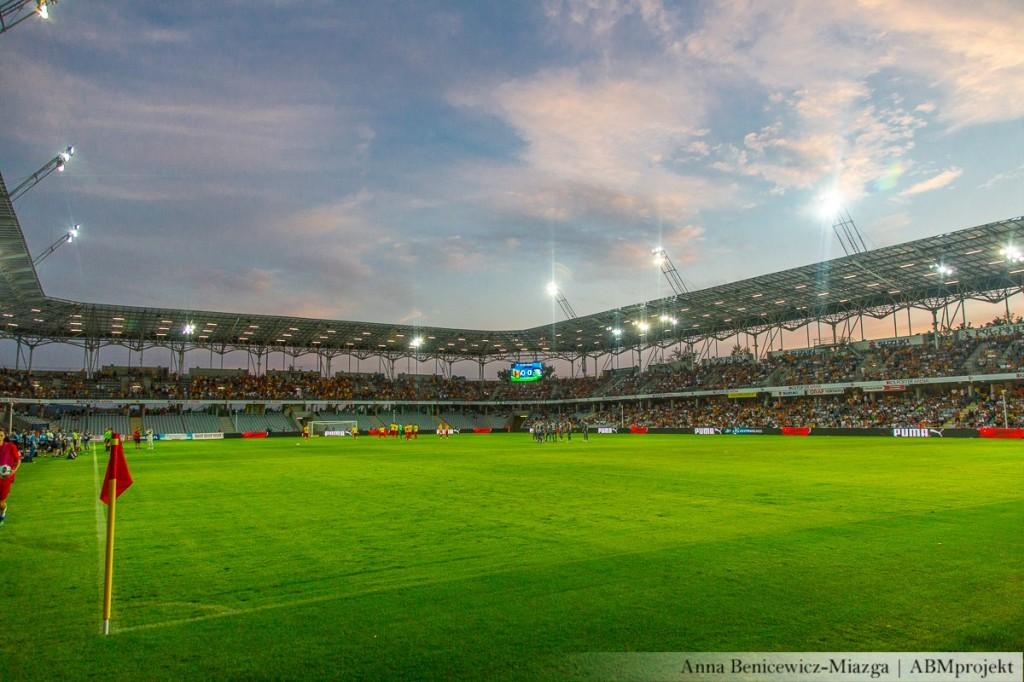 Korona - Śląsk: niespełna 6 tys. biletów sprzedanych na kilka godzin przed meczem