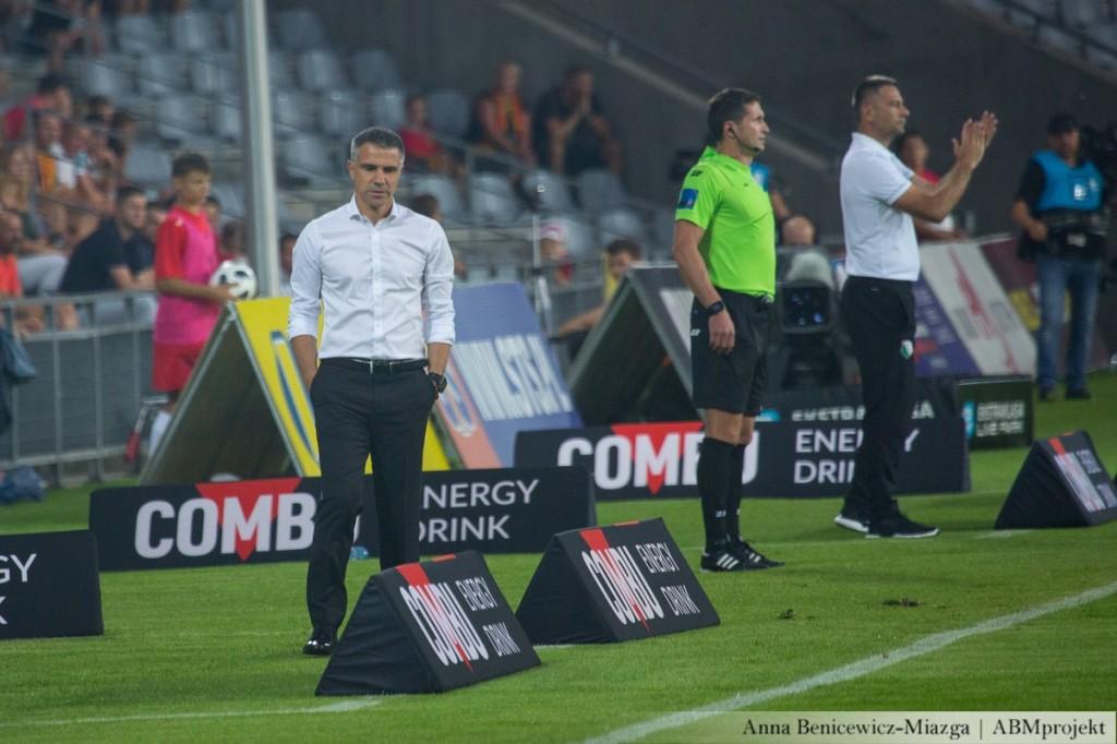 W piłkarzach Korony widać zwątpienie. Gino Lettieri ma przed sobą dużo pracy, nie tylko na treningu