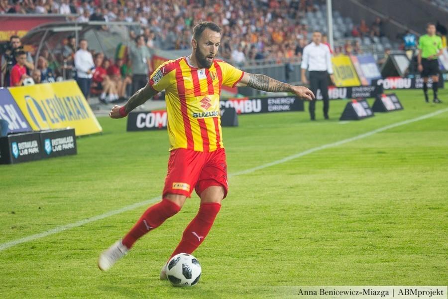 Były piłkarz Korony Zlatko Janjić przeżywa drugą młodość