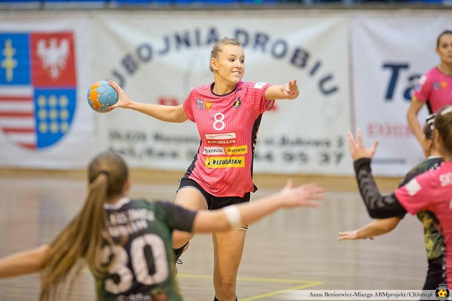 Aż 70 bramek w Lubinie. Kolejna porażka Korony Handball