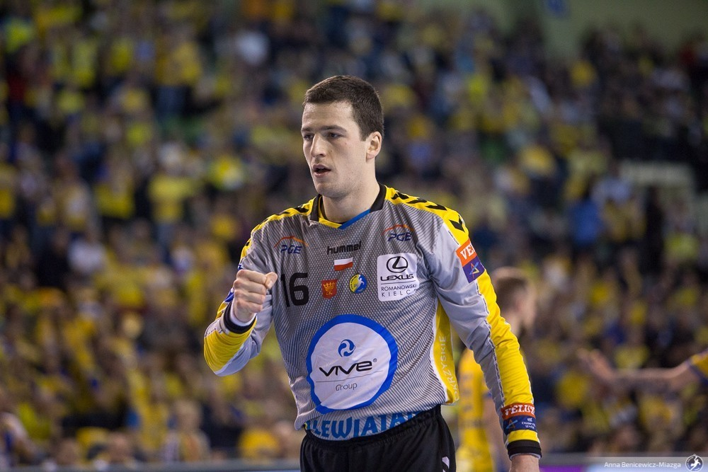 Filip Ivić znalazł nowy klub. Z PGE VIVE przeniesie się do Bundesligi