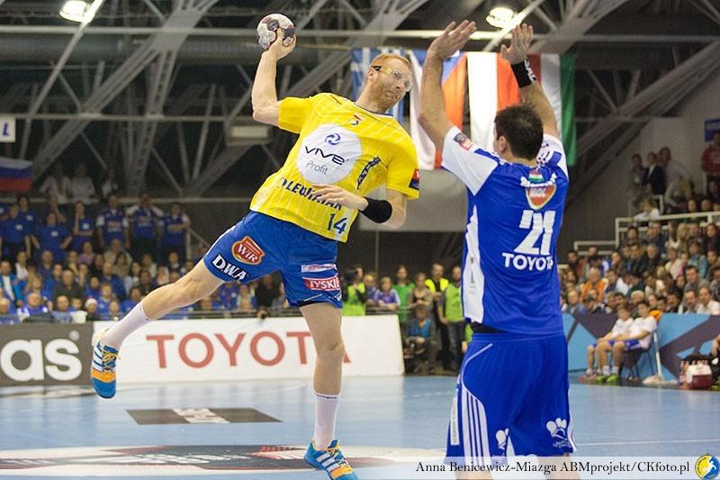 NA ŻYWO! 1/8 finału Ligi Mistrzów. Montpellier - Vive Tauron Kielce