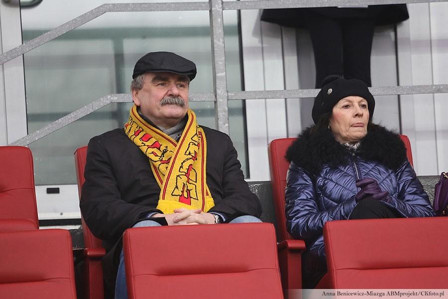 Prezydent Lubawski spotkał się z piłkarzami Korony. Zapowiedział nadchodzące zmiany w klubie