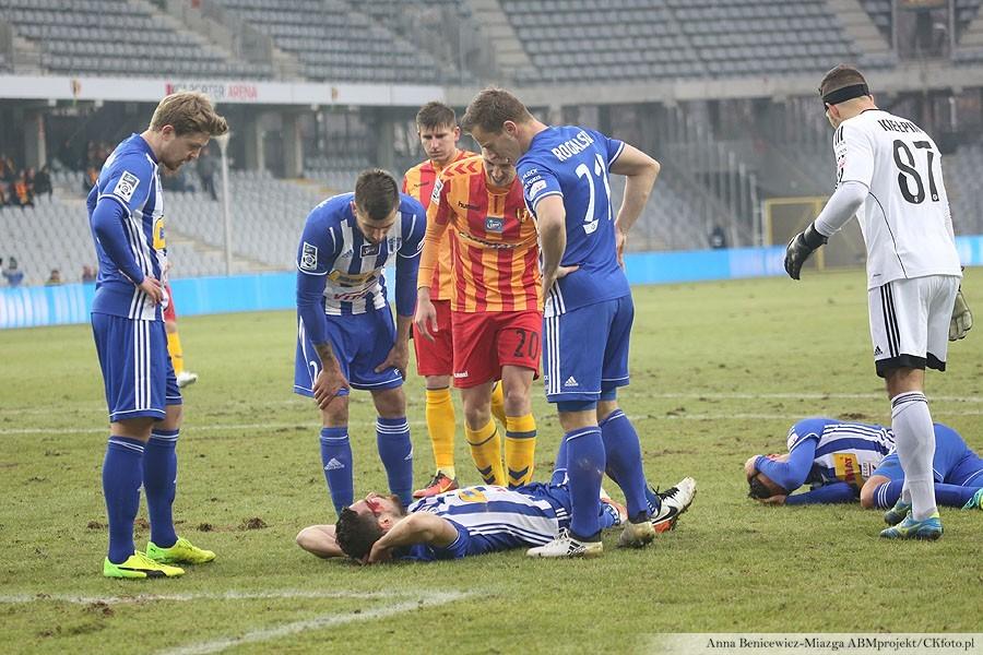 Po wysokiej porażce w lidze, najbliższy rywal Korony odpadł także z Pucharu Polski
