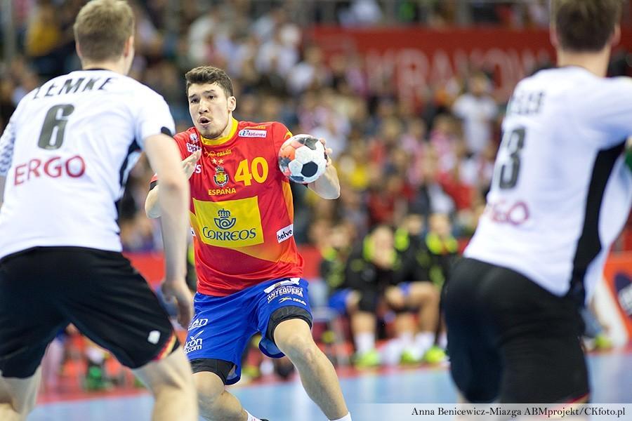 Alex Dujshebaev bohaterem Hiszpanii w szlagierze. Przyćmił swojego kapitana