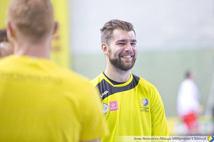 Kus zostaje w Vive. Obrotowy przedłużył kontrakt na kolejny sezon