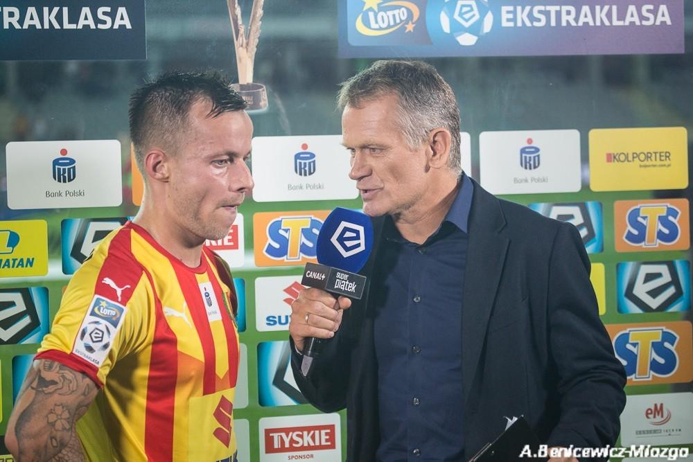 Korona Kielce - Górnik Zabrze. Gdzie obejrzeć mecz w TV?