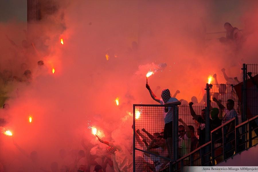 Reportaż z meczu Korona - Legia (foto)