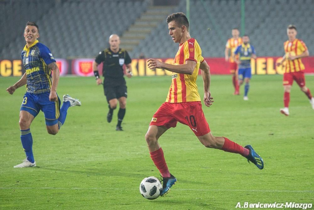 Ivan Jukić odchodzi z Korony. Porozumiał się z klubem