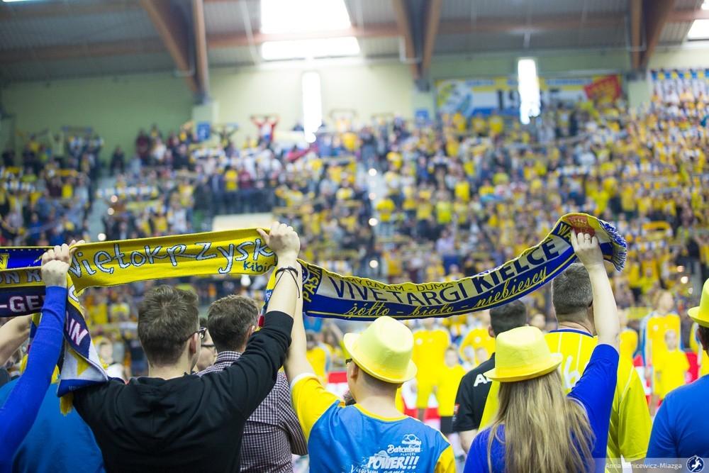 W piątek rusza sprzedaż biletów na hit Ligi Mistrzów - mecz PGE VIVE z PSG