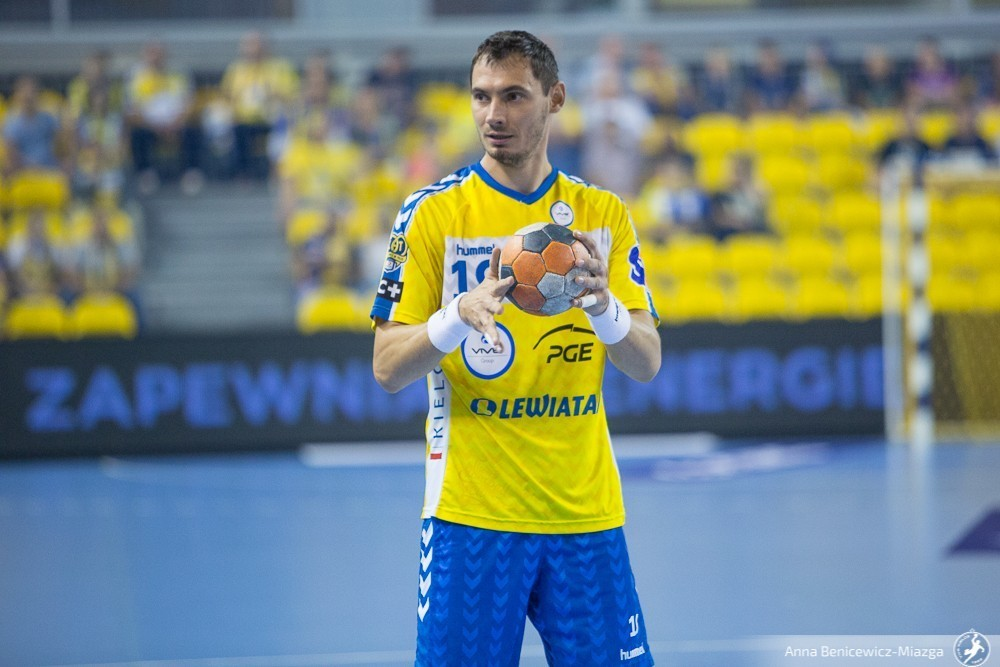 Lijewski wrócił do treningów i być może zagra z Porto