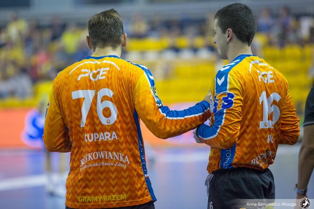 Konflikt interesów PGE i sponsora Ligi Mistrzów. Kielecki klub wydał oświadczenie