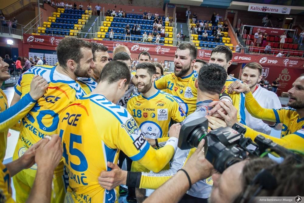 Rozlosowano pary półfinału PP. PGE VIVE Kielce zagra w Kaliszu