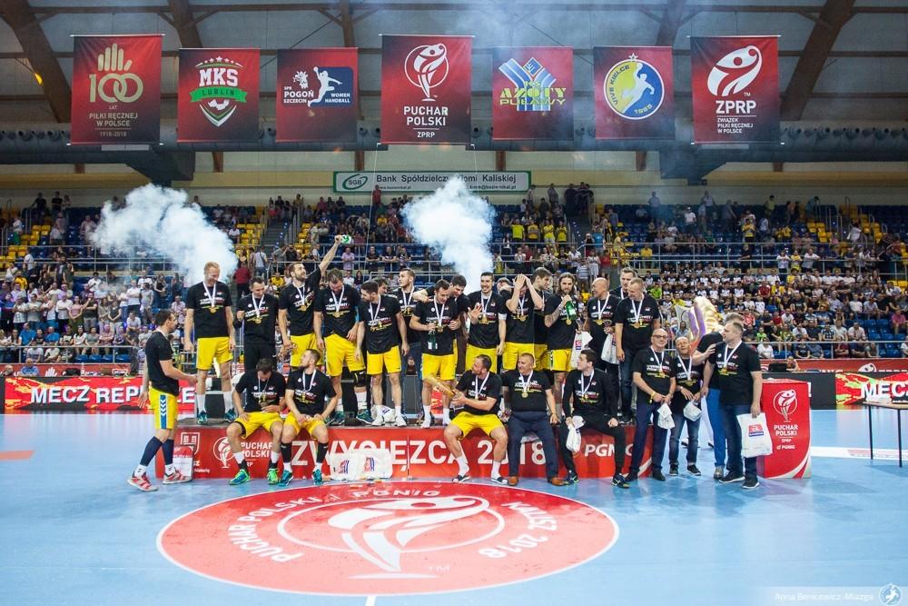 Hegemon z Kielc zagra o 16. w swojej historii i 11. z rzędu Puchar Polski