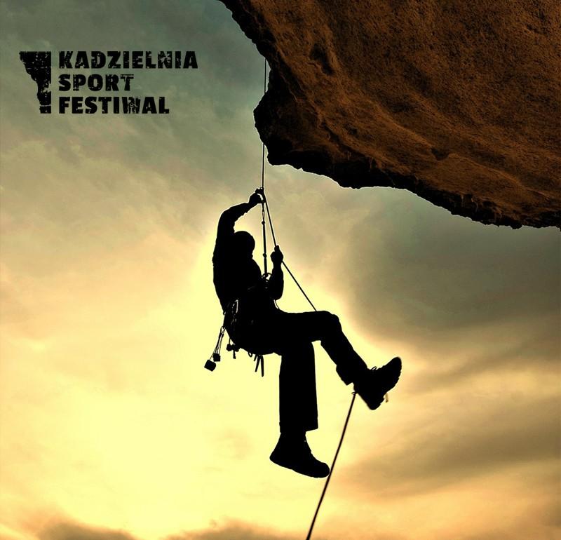 Kadzielnia Sport Festiwal, czyli highline, trickline, wspinaczka, grotołazi, bmxy