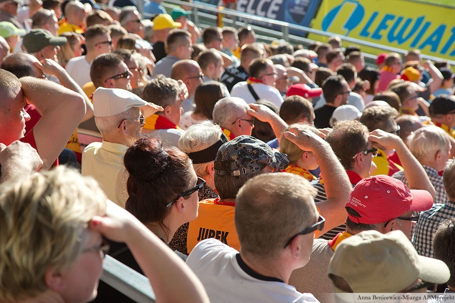 Korona otwiera cały stadion na Legię. Liczy na komplet publiczności