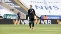 W bramce Stolarczyk, w ataku Vardy. Bramkarz spod Kielc zagrał w pierwszym zespole Leicester