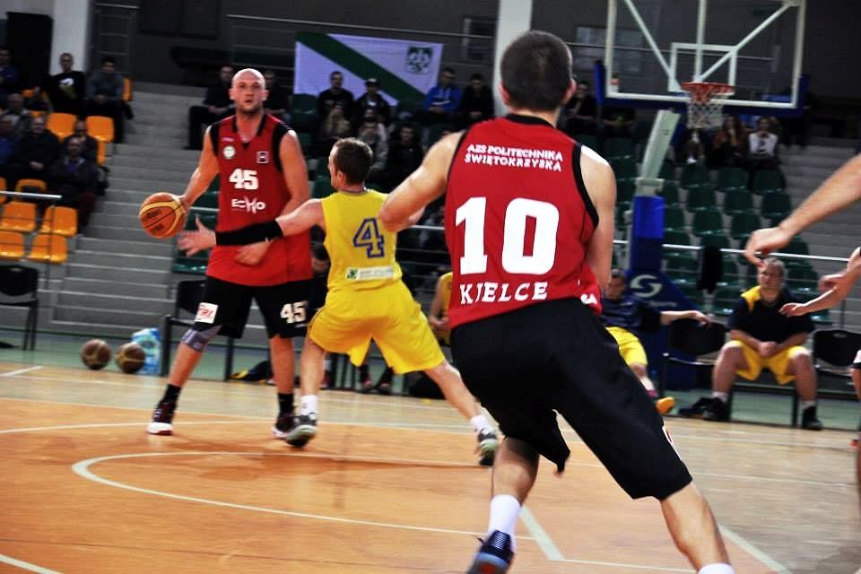 Druga wygrana koszykarzy Politechniki
