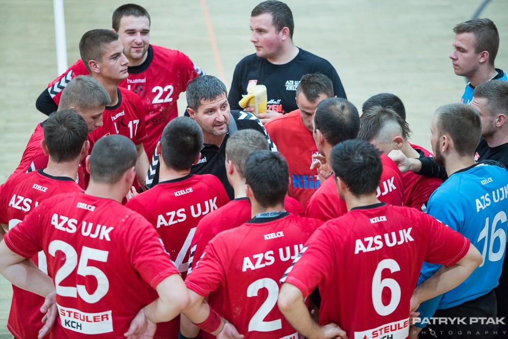 Derby Kielc za nami! Zdjęcia z meczu AZS UJK - Vive II