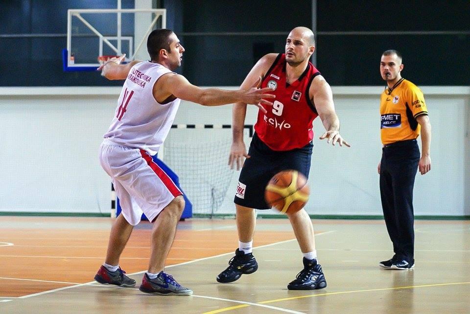 Wysoka wygrana koszykarzy Politechniki w Limanowej