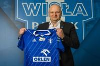 Oficjalnie: Maciej Bartoszek trenerem Wisły Płock. Misja utrzymanie w ekstraklasie
