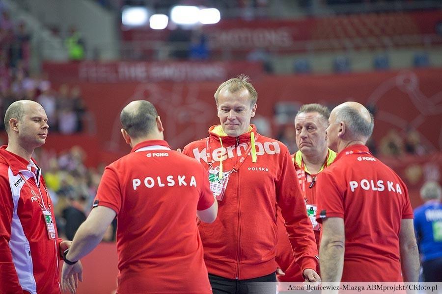 Będzikowski: Czapki z głów przed Krzyśkiem Lijewskim, że zagrał z Norwegią