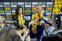 Bertus Servaas odkrywa karty co do zapowiadanego transferu