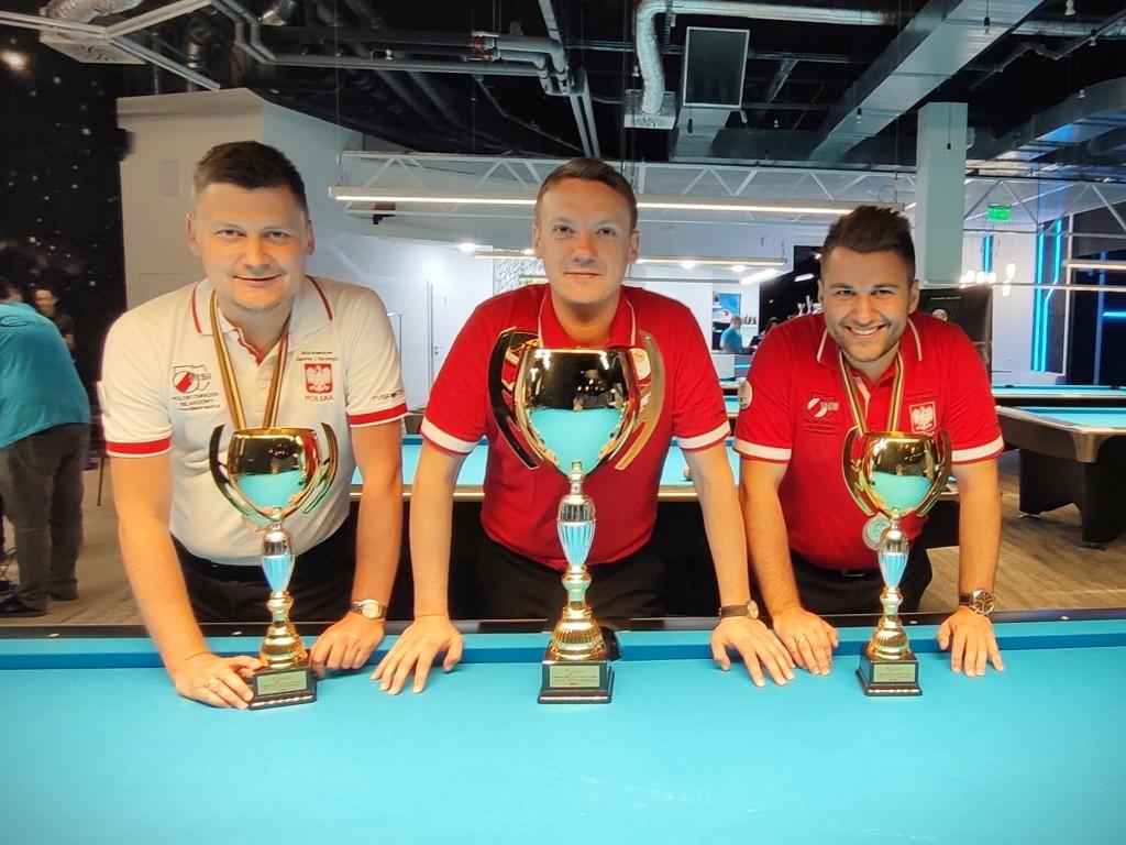 Zawodnicy Nosanu Kielce zdominowali Międzynarodowy Puchar Europy Wschodniej