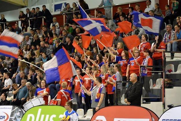 Wygraj bilety na mecz Effector Kielce - AZS Częstochowa