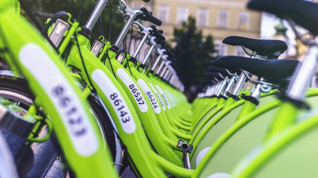Rowery miejskie (być może) także w Kielcach