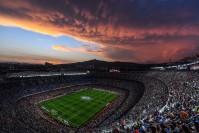 Były kapitan Korony zagrał na Camp Nou z Barceloną. Nie powstrzymał Messiego