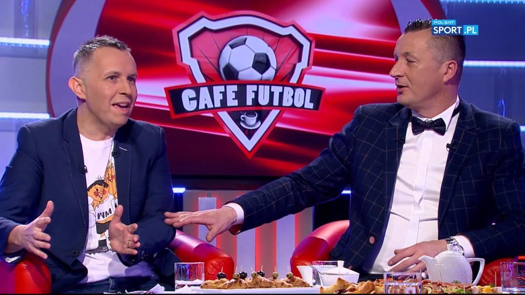 Odcinek Cafe Futbol poświęcony Koronie Kielce. W studiu pojawią się byli piłkarze
