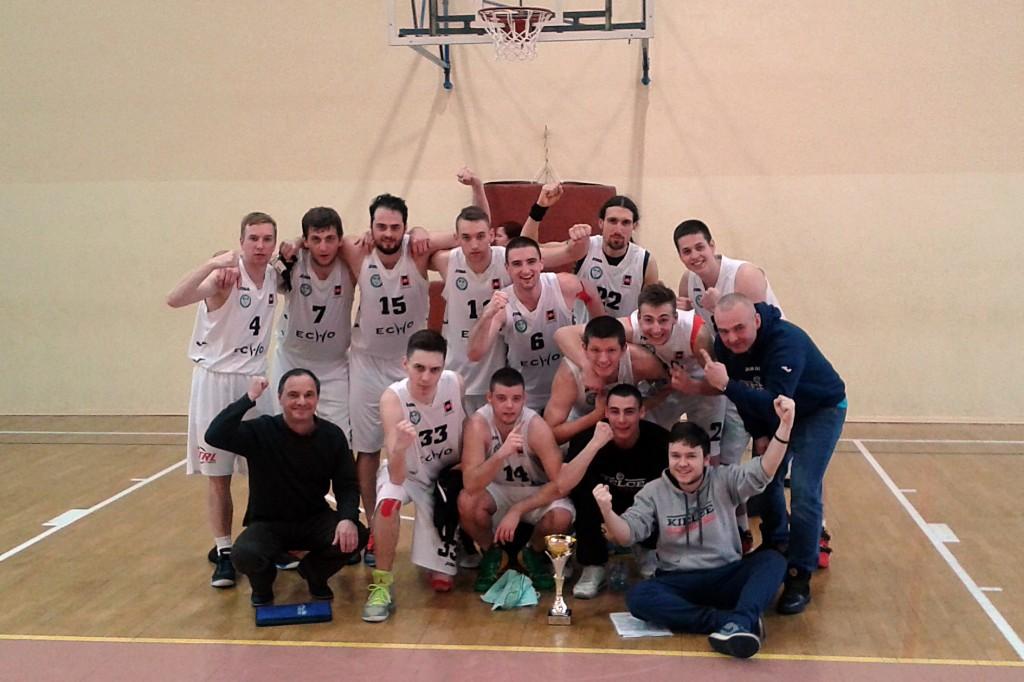 Nasi koszykarze zagrają o II ligę! Awans Politechniki i Calipers