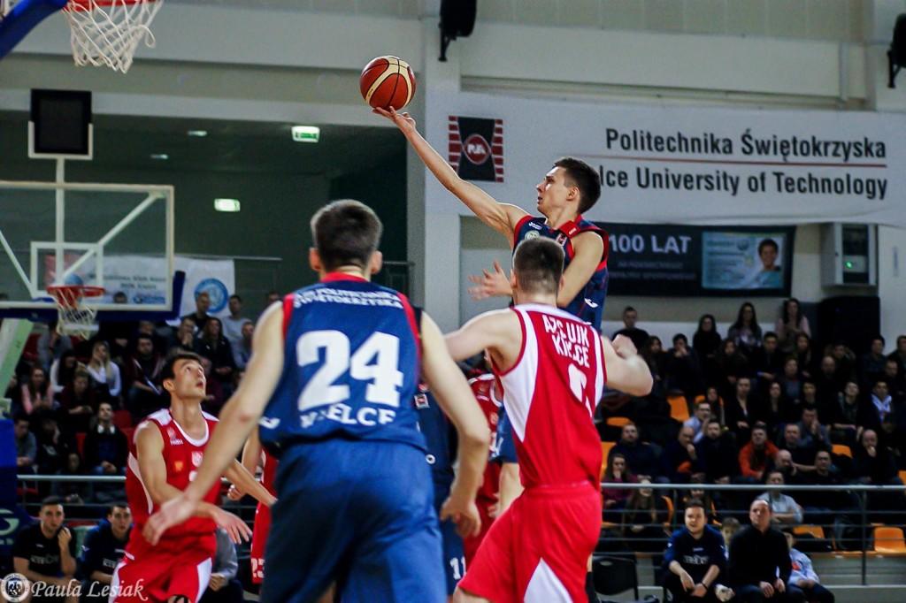 Akademickie Mistrzostwa Polski w koszykówce wkrótce w Kielcach [WIDEO]