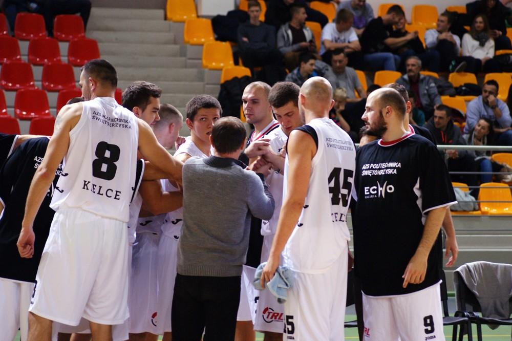 Piąte zwycięstwo koszykarzy Politechniki! Czas na mecz na szczycie