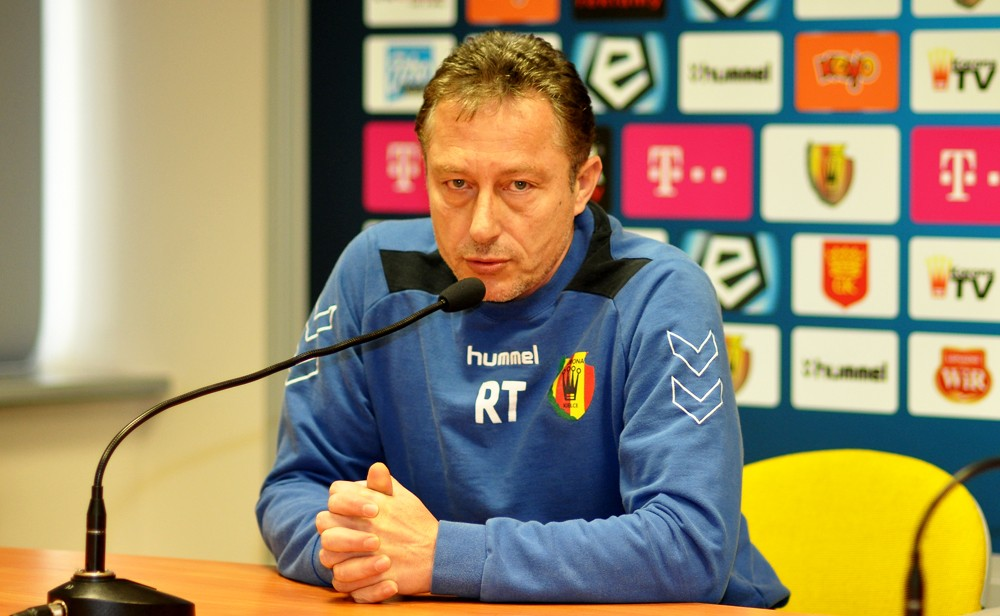 Tarasiewicz: Goulon? Byłbym zainteresowany jego ściągnięciem do Kielc