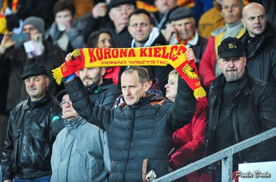 Wygraj bilety na mecz Korona - Lechia