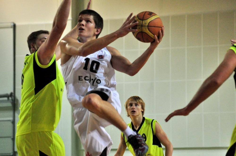 125 punktów i… rekordowa wygrana koszykarzy Politechniki!