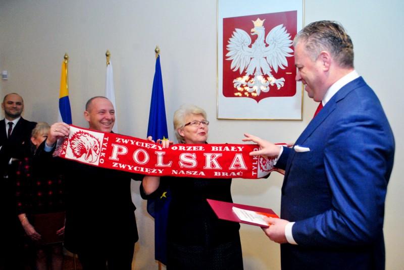 Bertus Servaas otrzymał polskie obywatelstwo. I już wie, komu będzie kibicował, gdy Polska zagra z Holandią...