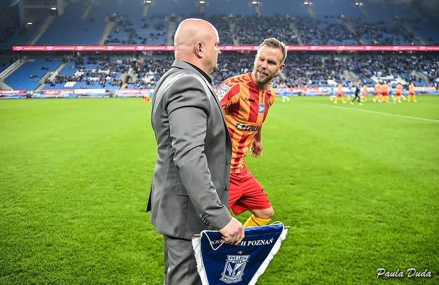Były kapitan Korony Kielce odszedł z GKS-u Katowice