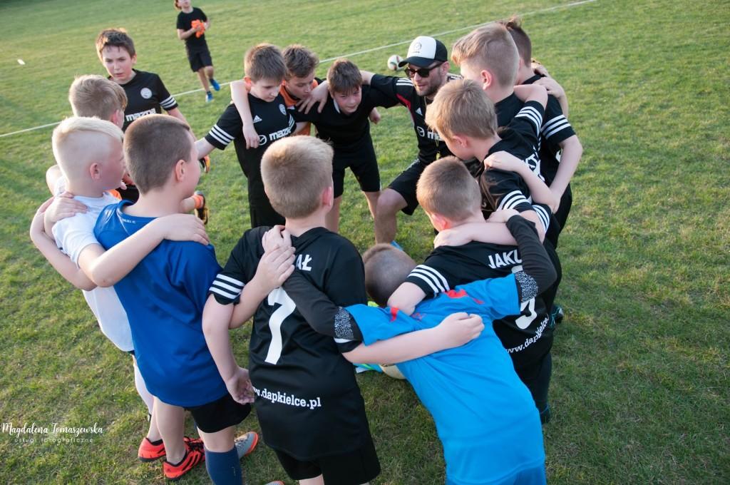 W sierpniu za darmo. Trwają zapisy do Dziecięcej Akademii Piłkarskiej