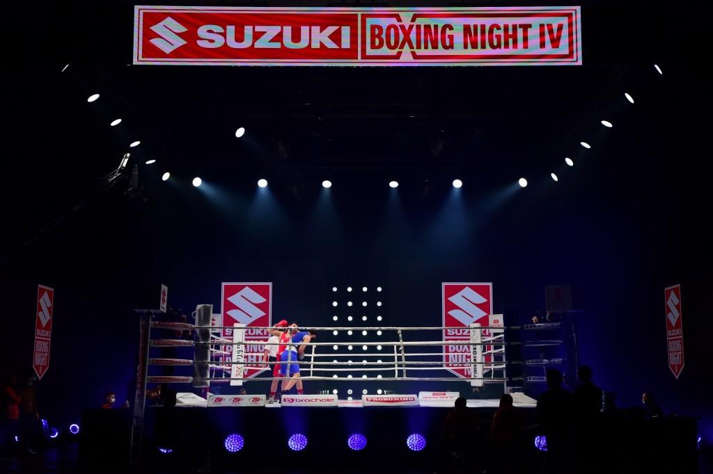 W sobotę Suzuki Boxing Night V. Z udziałem dwóch kieleckich pięściarzy