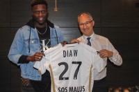 Djibril Diaw oficjalnie opuścił Koronę Kielce! Senegalczyk piłkarzem klubu z Ligue 1